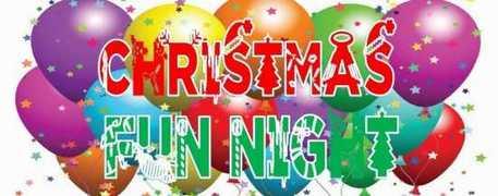 Christmas Fun Night at SJC