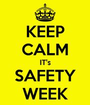 Safety Week at SJC